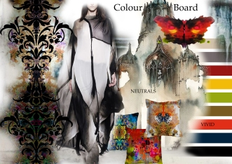 Colour Board